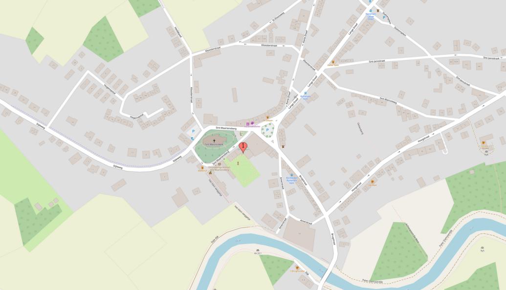 SporthalGentiaan_map